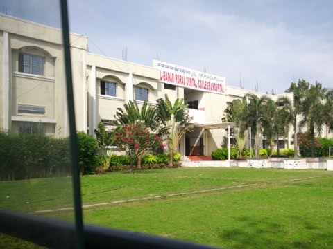 Al Badar Rural Dental College and Hospital Gulbarga