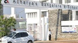 Acharya Bangalore B School Bangalore