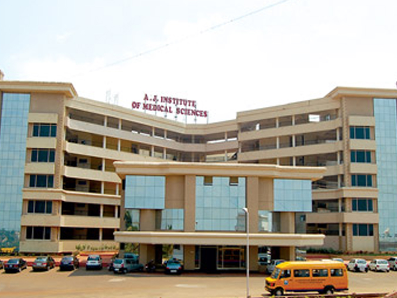 AJ Institute of Dental Sciences in Mangaluru