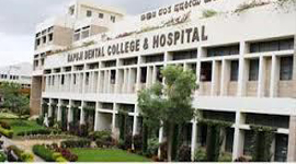 Bapuji Dental College and Hospital Davangere