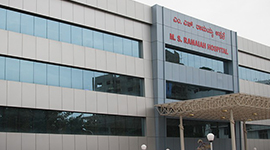 MS Ramaiah Institute of Nursing Education and Research in Bangalore