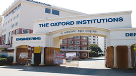 Oxford College of Engineering Bangalore