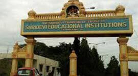 Shridevi Institute of Engineering and Technology Tumakuru