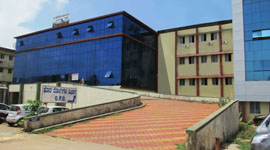 Srinivas Institute of Medical Sciences and Research Centre Sasihithlu
